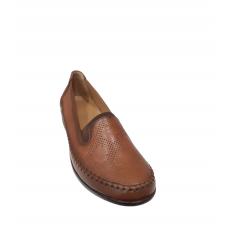 Γυναίκεια παπούτσια ανατομικά δερμάτινα CAMEL 815