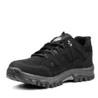 Ανδρικα παπούτσια εργασίας χωρις προστασία  405-ΜΑΥΡΟ