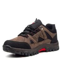 Ανδρικά παπούτσια εργασίας χωρις προστασία  405-CAMEL