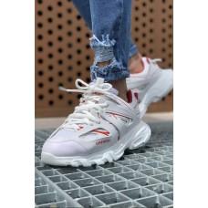 Ανδρικά sneaker chekich CH301 λευκο