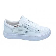 Aνδρικά sneaker CHEKICH 015 WHITE