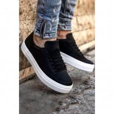 Aνδρικά sneaker CHEKICH 015 BLACK