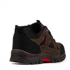 Ανδρικά παπούτσια πεζοπορίας PLARIUM-CAMEL